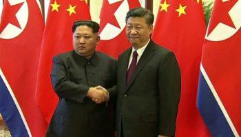 Südkorea,USA, Kim Jong Un,Peking,Politik,News