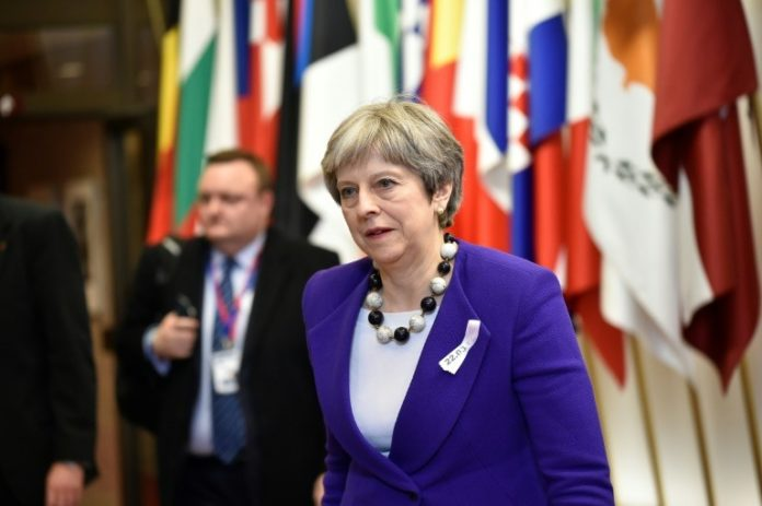 Theresa May ,Ausland,News,Politik,EU,#Brexit,Brüssel, EU-Gipfel , London