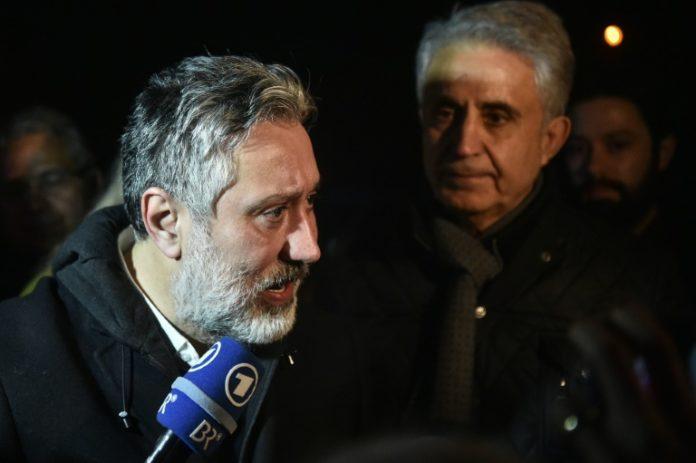 Silivri,News, Türkei,,Journalisten,Politik