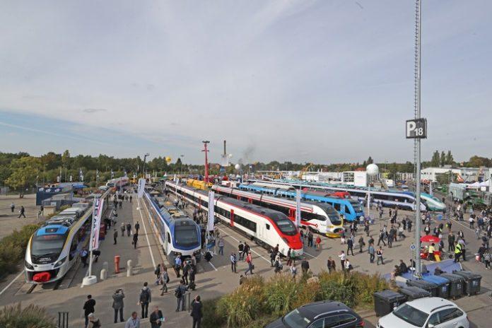 Transport, Messen, Bahn, Bild, InnoTrans, Verbände, Auto / Verkehr, Wirtschaft, Verkehr, Berlin