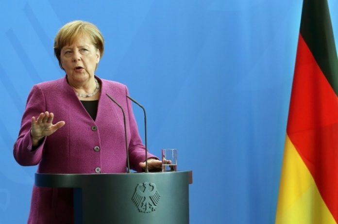 Syrien,Angela Merkel,Politik,Merkel,Chemiewaffenangriff