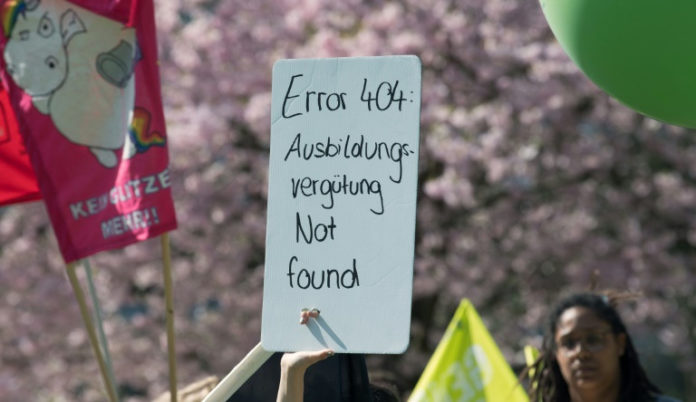 Verdi-Proteste,Tarifrunde,Potsdam,Nachrichten