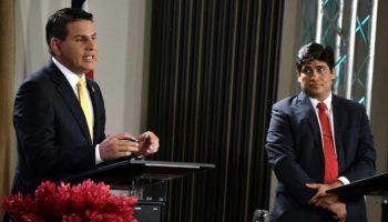 Costa Rica,Wahlen,Nachrichten,News,Ausland,Außenpolitik,Fabricio Alvarado,Carlos Alvarado