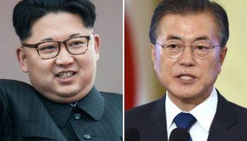 Demarkationslinie,Präsident ,Moon Jae, Kim Jong,Nordkorea,Ausland,Außenpolitik,Gipfeltreffen,Seoul