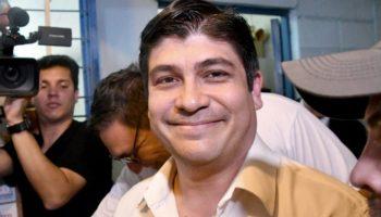 Carlos Alvarado,Costa Rica,Wahlen,News,Präsidentenamt