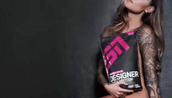 #hottestwhey #launch #esncom,#SophiaThomalla,ESN,News,Werbung,Sport, Fitness,