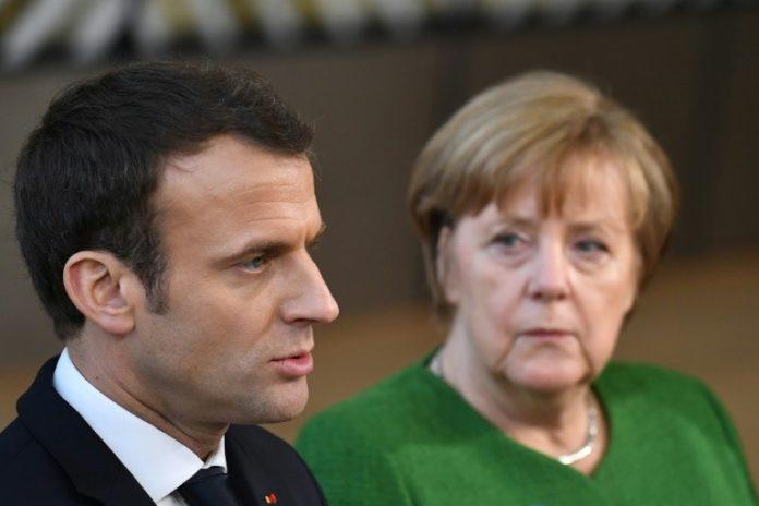 Macron und Merkel,Bundeskanzlerin, Angela Merkel , Präsident, Emmanuel Macron,Politik,Nachrichten, EU-Reform