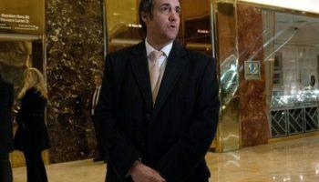 Michael Cohen, Präsident ,Donald Trump ,Nachrichten,Politik,Manhattan