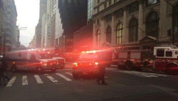 Brand ,Trump Tower ,New York ,Unglück,Nachrichten