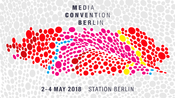 #MCB18, Lars Eidinger, Mark Waschke, Anne Will, Chelsea Manning, Thomas Bellut,Kongress, Media Convention 2018,Berlin,Medien,Kultur