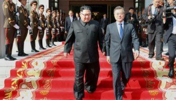 Ende der Geschichte,Kim Jong Un,Polizik,Ausland,Außenpolitik,Moon Jae,Präsident, Donald Trump