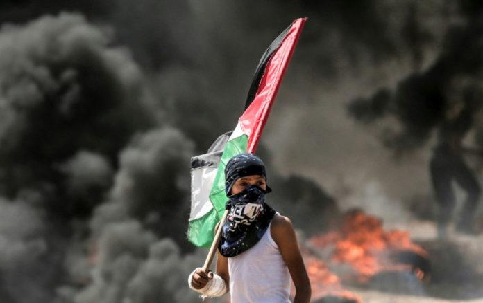 Frankreich, Präsident ,Emmanuel Macron ,Außenpolitik,Nachrichten, Mahmud Abbas,Élyséepalast ,Grenze des Gazastreifen