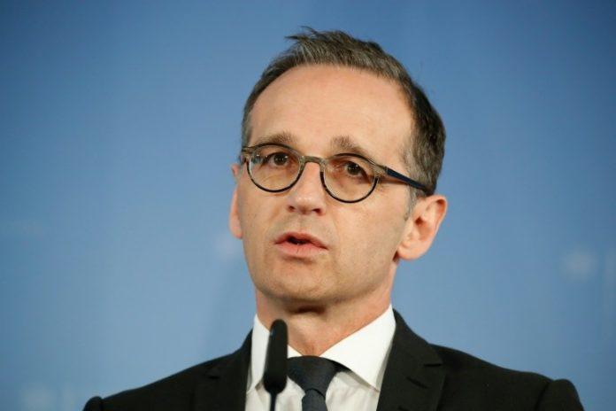 Maas,Heiko Maas,Berlin,Washington,Politik,Mike Pompeo,USA,EU,Atomabkommen