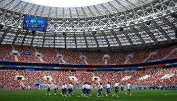 Fußball-Weltmeisterschaft,Moskau,Sport,Nachrichten,Nachrichten,Luschniki-Stadion