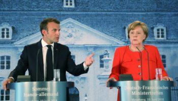 Berlin ,Paris ,Eurozonen-Budget,Bundeskanzlerin ,Angela Merkel ,Präsident, Emmanuel Macron,Politik,Nachrichten