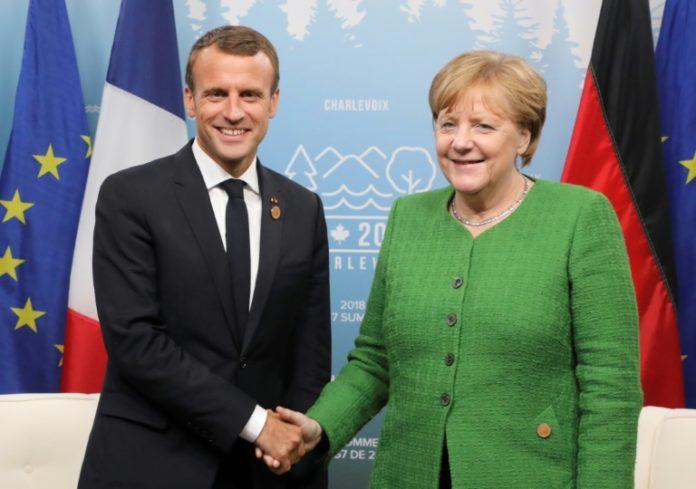 Deutsch-französisches Treffen,Bundeskanzlerin, Angela Merkel ,Europa,G7-Gipfel ,EU-Reformvorschläge,Politik,Nachrichten, Präsident ,Emmanuel Macron