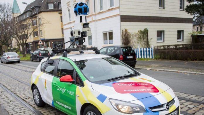 Google,Deutschland,Kamera-Autos,Nachrichten,Bilder,Fotos,Online-Dienst