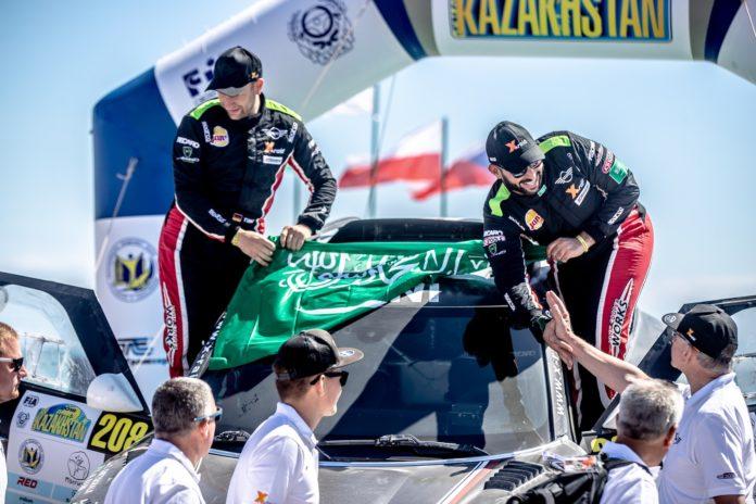 Sport,Automobile.MINI Motorsport, Cross-Country Rallyes,Rally Kazakhstan 2018 – Runde 5,FIA Cross Country Rally World Cup,Nachrichten