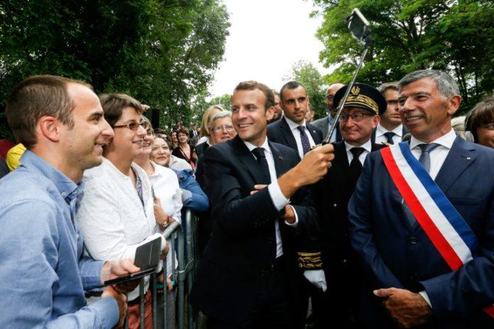 Flüchtlingsschiff ,Flüchtlingsstreit,Italien im Flüchtlingsstreit,Frankreich, Präsident ,Emmanuel Macron ,Giuseppe Conte