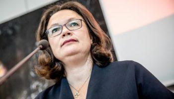 SPD gegen Nahles,Bamf,Ralf Stegner ,Andrea Nahles,SPD, Politik,Nachrichten,Berlin