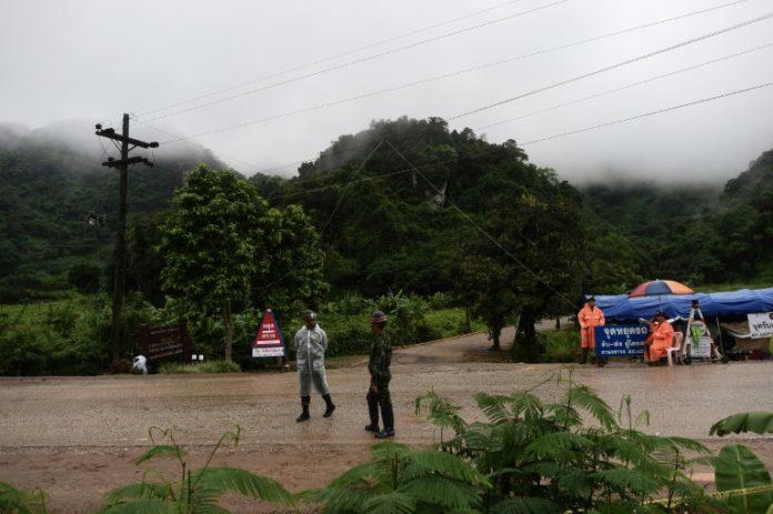 Abschluss Rettungsaktionthailändischer Höhle,Soldaten, Höhle in Thailand,Thailand ,Nachrichten,Ausland,Navy Seal,Chiang Rai, Passakorn Boonyaluck,schächte zu Kindern