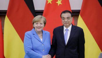 Deutsch-Chinesische Konsultationen, Bundeskanzlerin, Angela Merkel ,Li Keqiang ,Berlin,Politik,Nachrichten