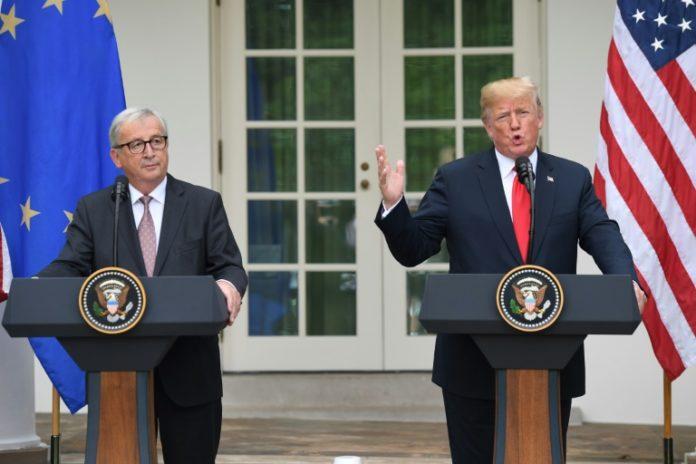 Handelskonflikt,Präsident ,Donald Trump,Jean-Claude Juncker ,Politik,Nachrichten, Ausland,Handel,Wirtschaft