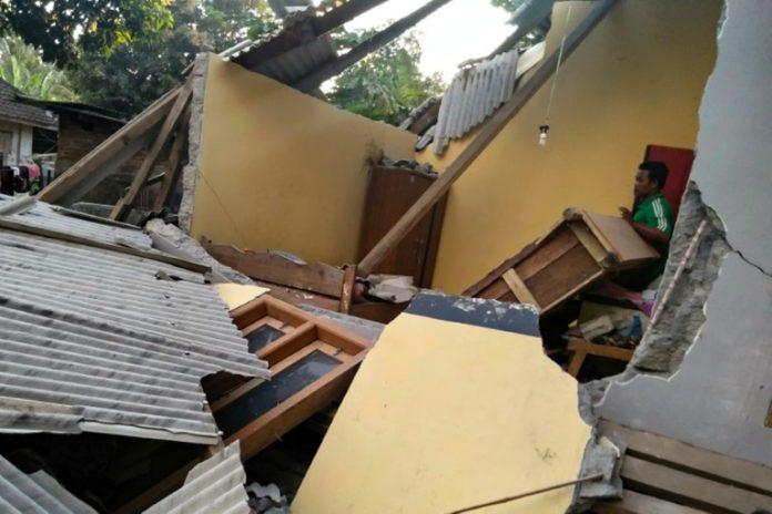 Erdbeben auf indonesischer Ferieninsel,Lombok,Mataram , Sutopo Purwo Nugroho,Nachrichten, Ausland,Unglück,Tsunami,Bali
