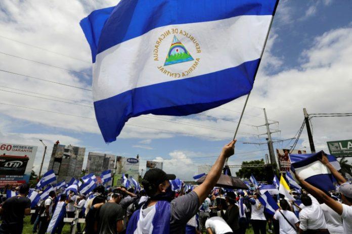 Nicaragua,Morrito,Cenidh,Präsident, Daniel Ortega,