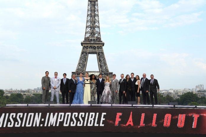 IMPOSSIBLE – FALLOUT ,Medien,Kultur,Film,Bild,Paris,Kino,Tom Cruise ,Medien