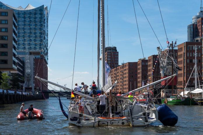 Malizia Ocean Challenge,Sport,News,Nachrichten,Segelrennsport,segeln,BMW Yachtsport,BMW Group,Ocean Challenge
