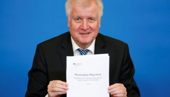 Migration,Politik,Horst Seehofer,Masterplan, Flüchtlinge,Bamf,EU