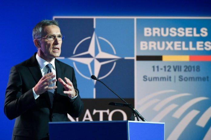 Verteidigungsausgaben,Politik,Streit mit Trump, Nato-Gipfel ,Brüssel,Präsident ,Donald Trump,Deutschland
