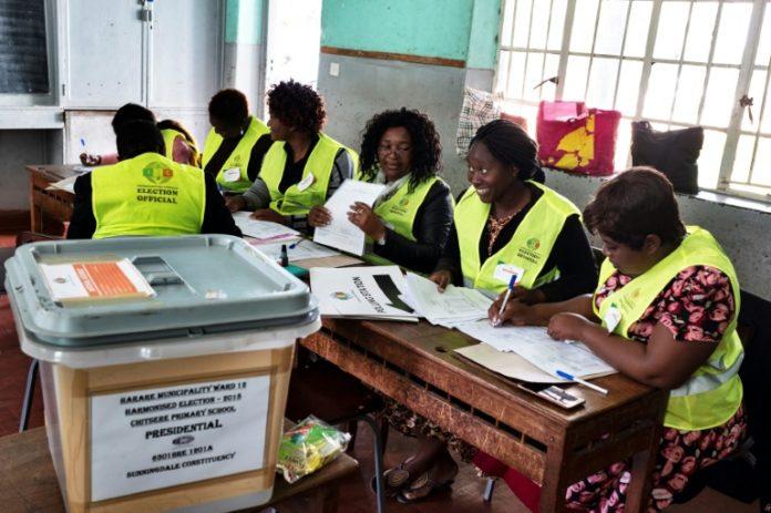 Simbabwe,Nachrichten,Ausland,Robert Mugabes ,Wahlen,Emmerson Mnangagwa