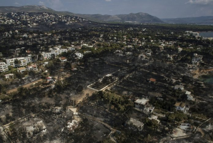 Griechische Regierung,Waldbrände in Griechenland,Griechenland,Nachrichten,Touristen,Mati ,Athen