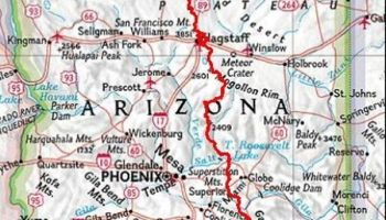 Arizona Scenic Trail,Urlaun,Tourismus,Highway,Tucson,Santa Catalina Mountains,Gordon Hirabayashi Trailhead,Sycamore Canyon