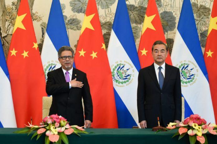 Wang Yi,Außenpolitik, Ausland, Nachrichten, Politik,Carlos Castaneda,El Salvador,Taiwan,China