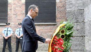 Maas besucht,Heiko Maas,Politik,Nachrichten, Berlin, Auschwitz-Birkenau, Polen