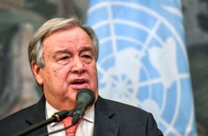 Antonio Guterres ,Außenpolitik,Nachrichten, Ausland, Palästinenser ,Gazastreifen, Israel