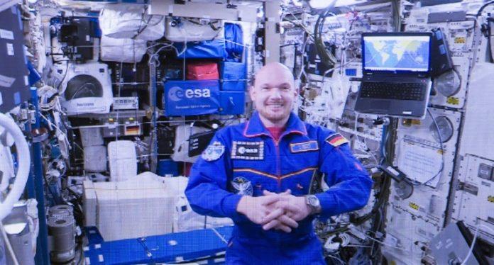 Astronaut ,Alexander Gerst ,Kinder, Nachrichten,Weltall , Deutschland,Gemüse, Essen/Trinken