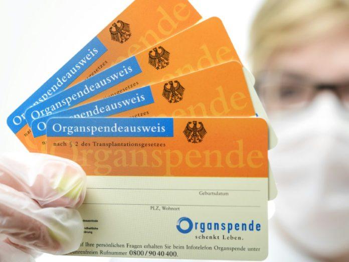 Jens Spahn,Organspende, Gesundheit,Nachrichten,Berlin,Widerspruchslösung bei Organspenden