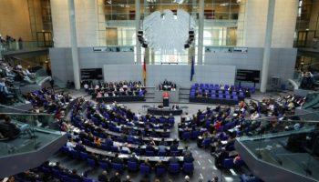 Bundestag,Haushaltsdebatte, Olaf Scholz,Politik,Nachrichten,