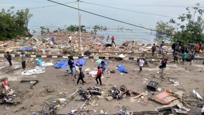 Insel Sulawesi,Nachrichten,Erdbeben,Tsunami,Palu,Ausland,Zentralsulawesi