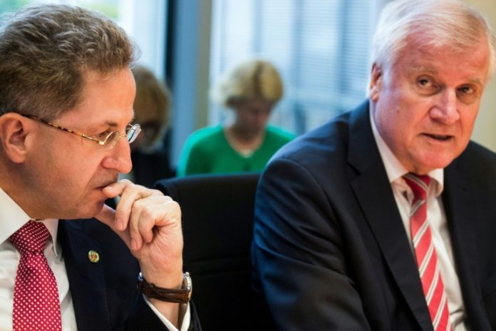 Hans-Georg Maaßen,Horst Seehofer ,Berlin,Politik,Nachrichten,Ich werde Maaßen nicht entlassen