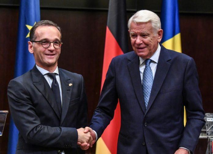 Heiko Maas,Politik,Nachrichten,Ausland,mehrtägige Reise nach Südosteuropa,,Drei-Meere-Initiative,Bukarest, Skopje