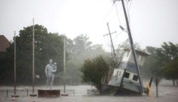 North Carolina, Unwetter, Nachrichten,Roy Cooper,USA,New Bern ,Tropensturm,Mehrere Tote