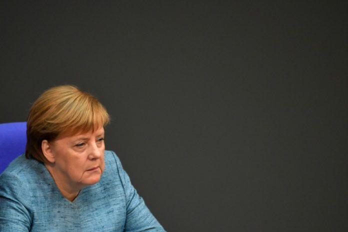 Bundeskanzlerin, Angela Merkel ,Politik,Regierungspolitik,Hans-Georg Maaßen,Berlin,Bundestag,Haushaltsdebatte, Nachrichten