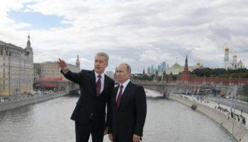 Russland,Nachrichten, Ausland, Außenpolitik,Wahlen,Sergej Sobjanin,Wladimir Putin,Regional- und Kommunalwahlen