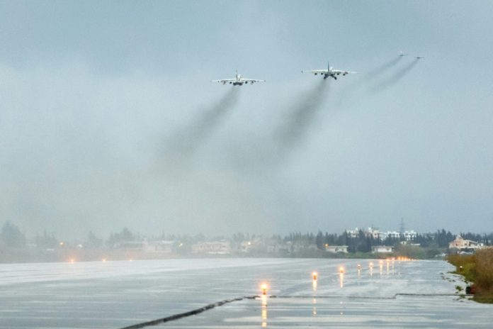 Jets ,Syrien,Israel,Nachrichten,Militärflugzeug,Luftverkehr,Russland ,Dmitri Peskow,Latakia, Präsident ,Wladimir Putin,Verhältnis zu Israel