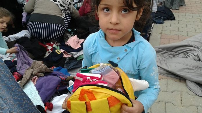 Athen,Nachrichten,SOS-Kinderdörfer,Flüchtlinge , Griechenland,Kara Tepe,Kinder,Lesbos,Flüchtlingscamp auf Lesbos
